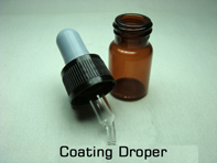 nano mould release / coating dropper for application