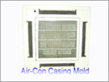 air-con casing mold
